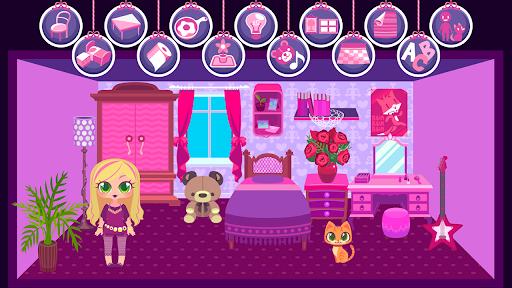 iDollhouse Game for Kids screenshot 2