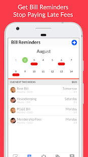 Honeydue: Budget, Bills & Money for Couples- screenshot thumbnail