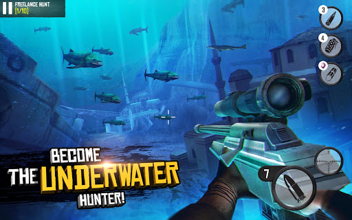 Best Sniper: Shooting Hunter 3D Hack for the game