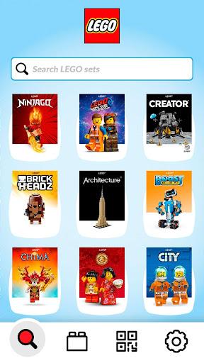 LEGO® Building Instructions screenshot 6