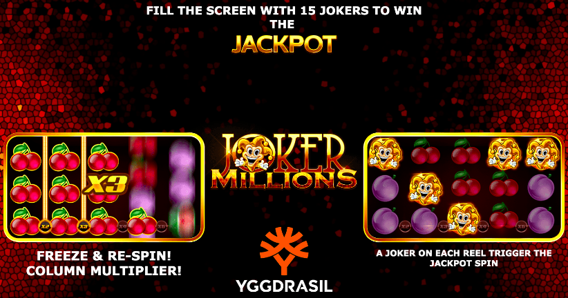 Joker Millions Slot.