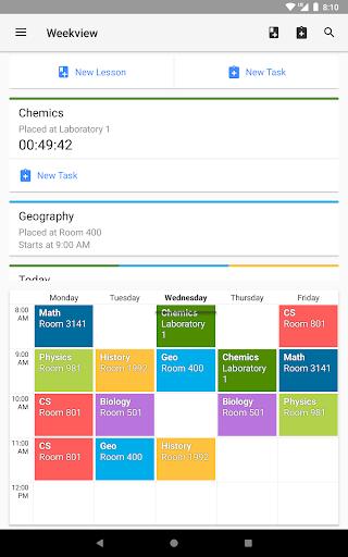 Timetable  screenshots 9