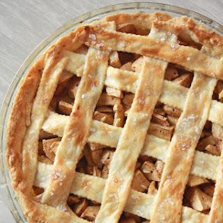 Apple Lattice Pie.