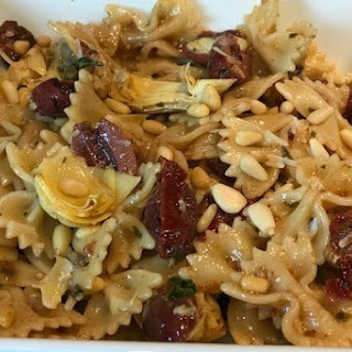 Tuscan Pasta Salad Recipe