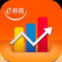 e券商 icon