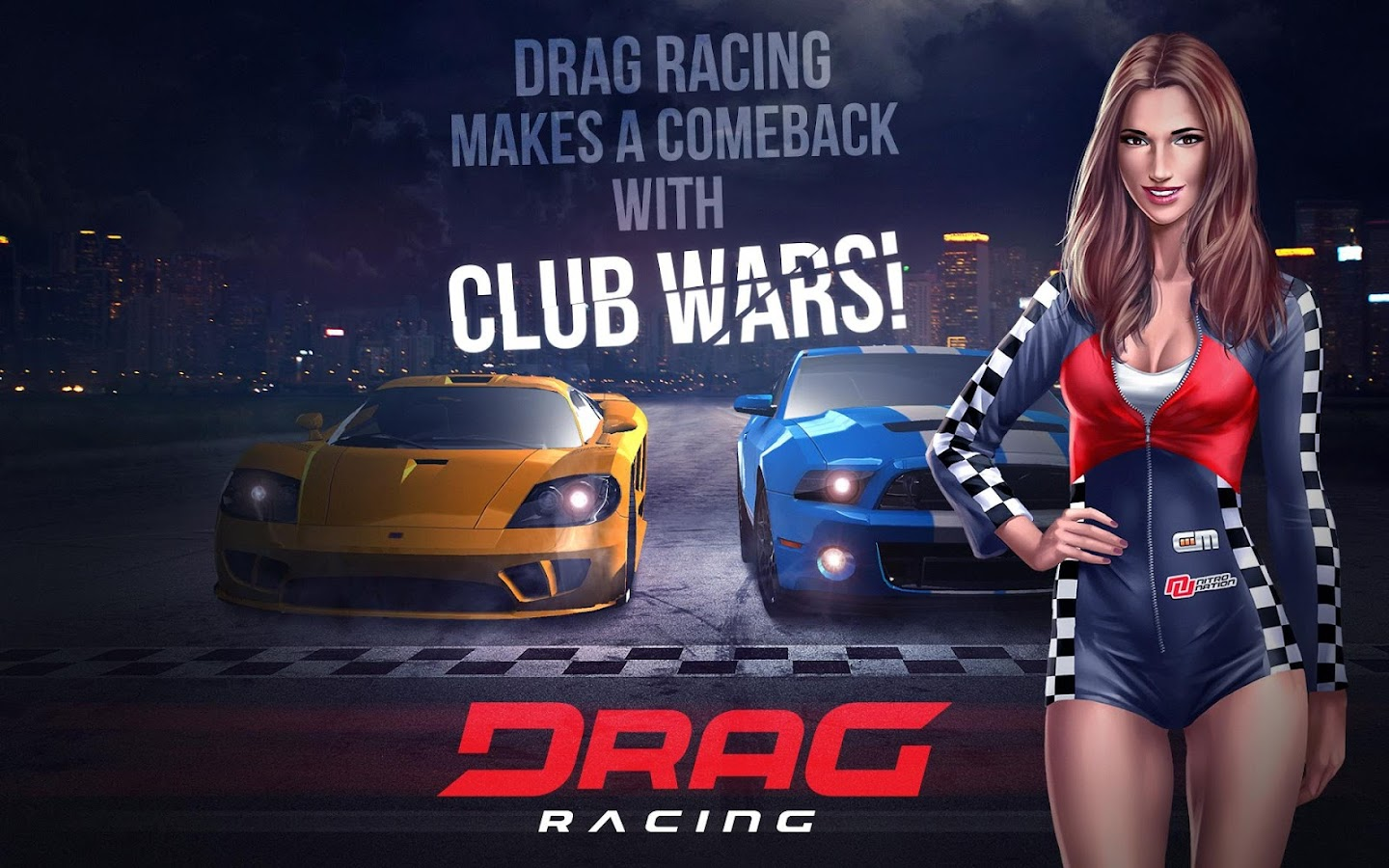 Drag Racing: Club Wars- screenshot