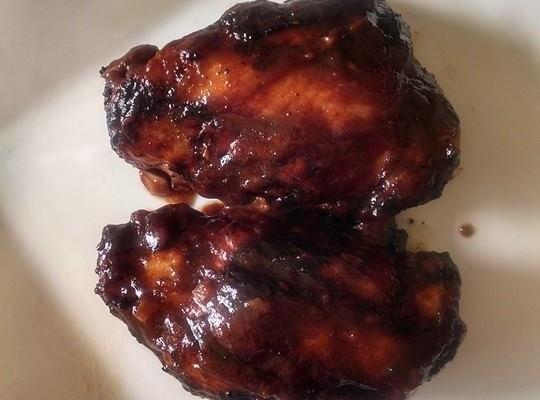 Daddy Mac Bbq Chicken Thighs Recipe