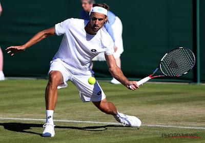Ruben Bemelmans verliest nipte vijfsetter van John Isner over twee dagen op Wimbledon