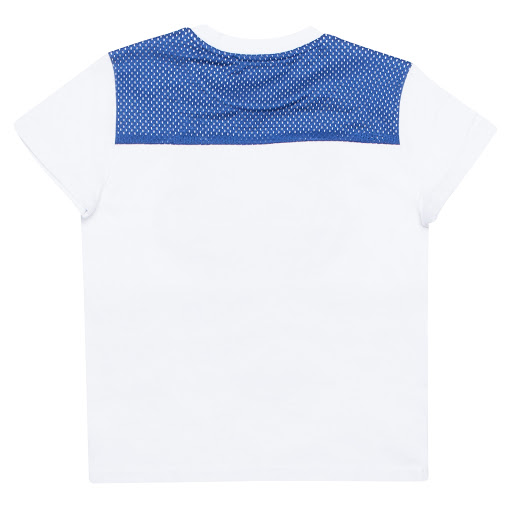 Thumbnail images of Kenzo Kids Mesh Tiger T-shirt