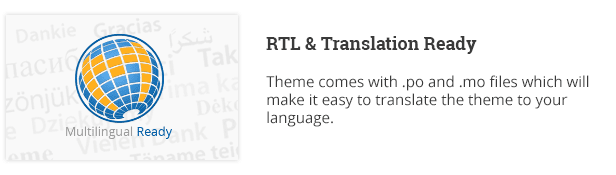 RTL and Translation Ready