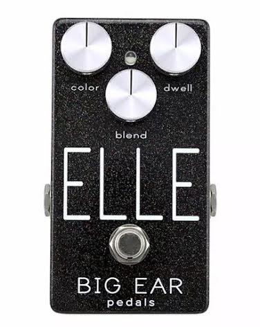 Big Ear Pedals Elle Reverb