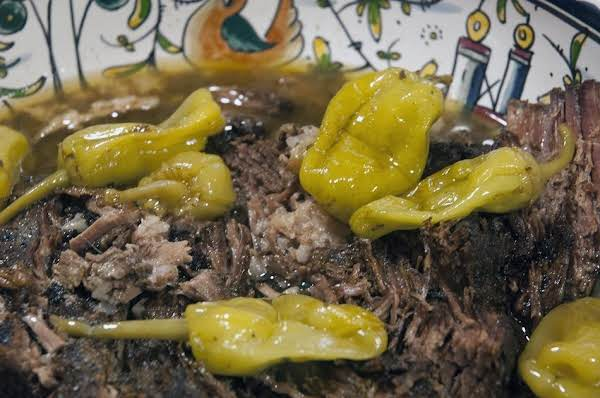 Cold Weather Comfort Food: Spicy Roast Beef Recipe