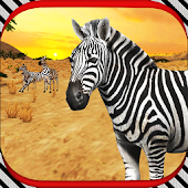 Zebra Horse Games Simulator 3D Android APK Download Free By Game Crazy