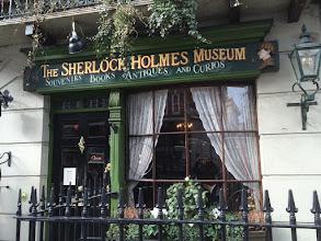 Photo: The Sherlock Holmes Museum