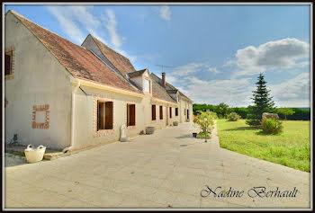 maison à Chantecoq (45)