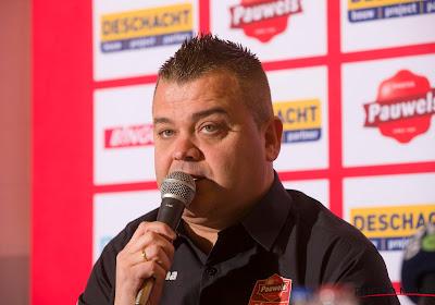 """Pauwels Sauzen zit al in de dubbele cijfers, maar beseft: """"Wout en Mathieu zullen er nog paar jaren bovenuit steken"""" en """"Voor een geslaagd seizoen moet dat nog"""""""