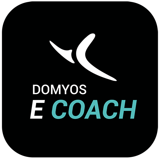 Domyos E COACH Icon