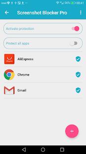 Screenshot Blocker : prevent screenshots Screenshot