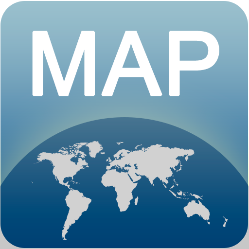 加济安泰普离线地图 旅遊 LOGO-玩APPs