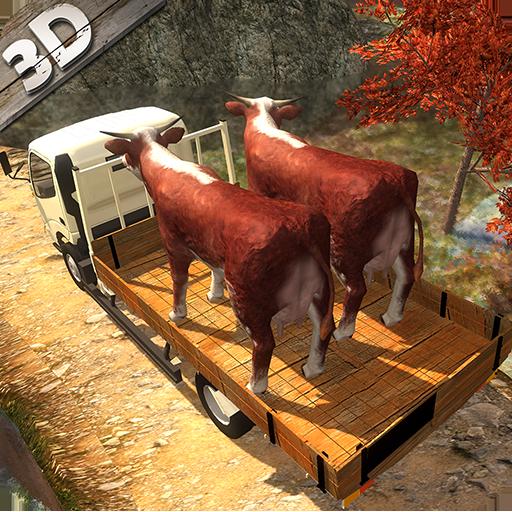模拟のヒルクライム家畜輸送 LOGO-HotApp4Game