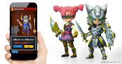 ゲームしながらフィギュアが作れちゃう?「星のドラゴンクエスト」で3Dフィギュア注文サービスがスタート!
