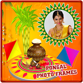 Sankranti Photo Frames