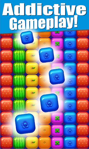 Pop Cubes - Fruits Block Legend 2.2.2 screenshots 1