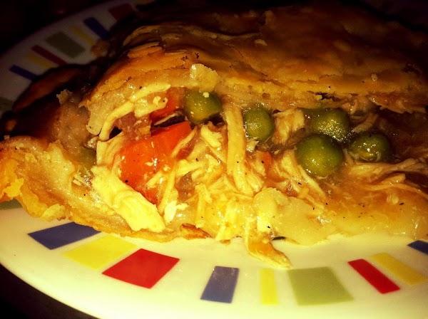 Dawn's Chicken Pot Pie Recipe