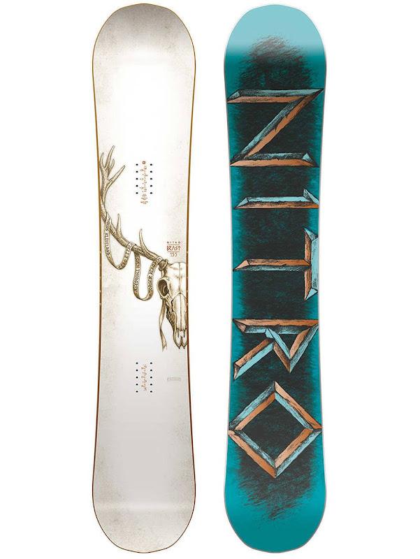 Nitro Snowboards 2017-2018