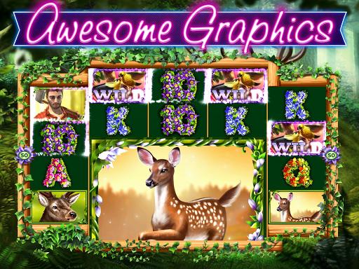 Infinity Slots™ Free Online Casino Slots Machines screenshot 3