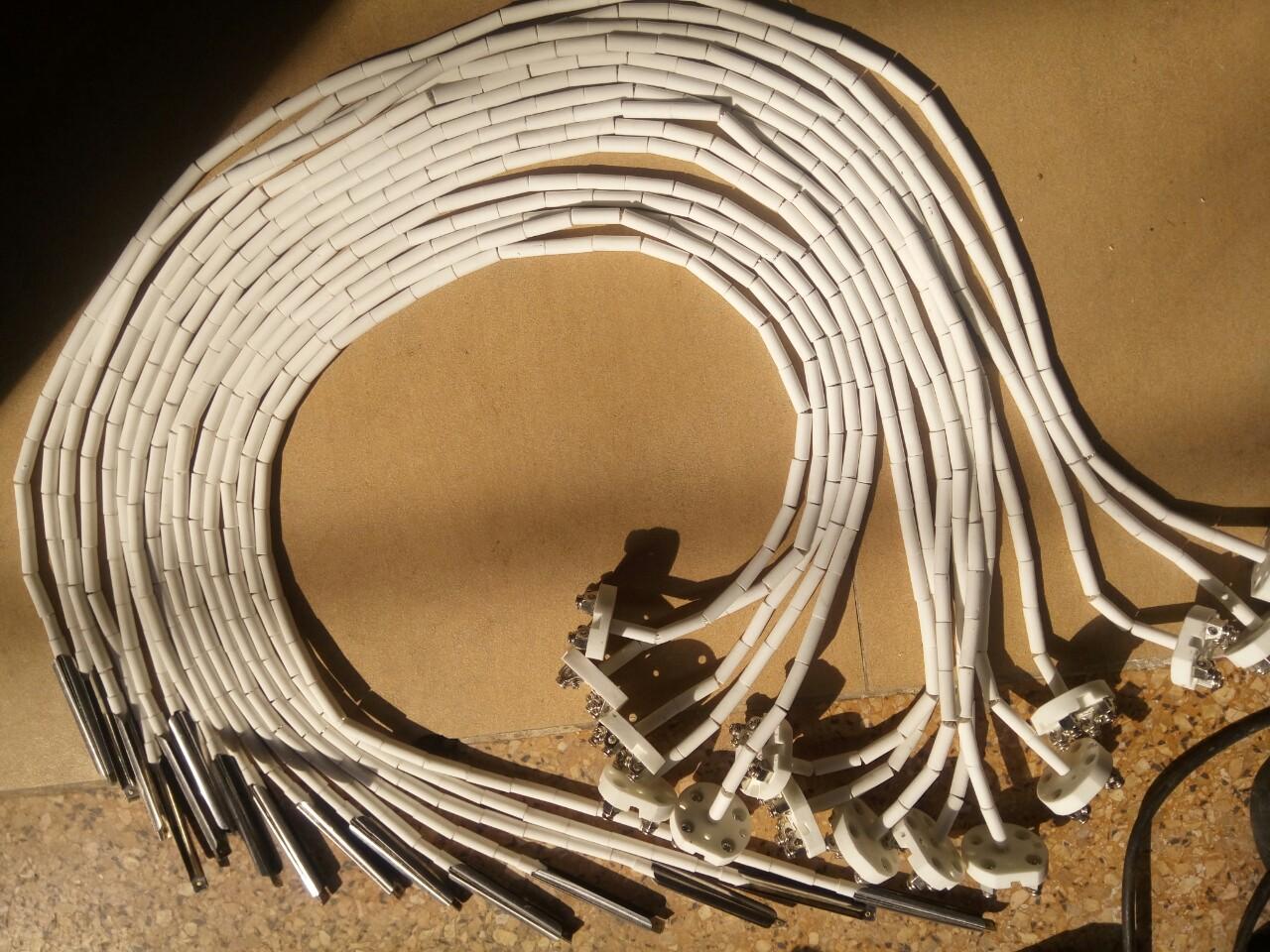 Điện trở PVC   Gia  nhiệt PVC bể mạ