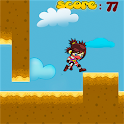 Run Ninja Kid Run icon