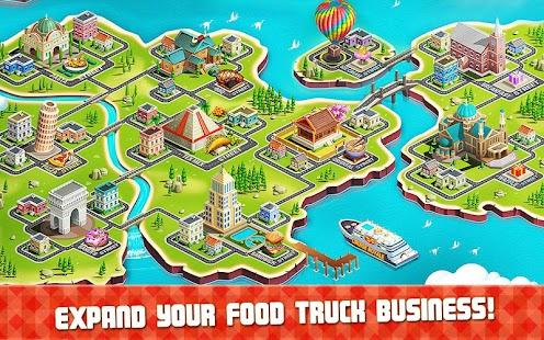 Food Truck Chef™: Cooking Game Ekran Görüntüsü