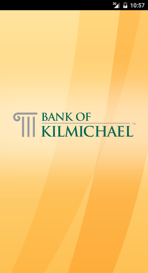 Bank of Kilmichael Mobile- screenshot