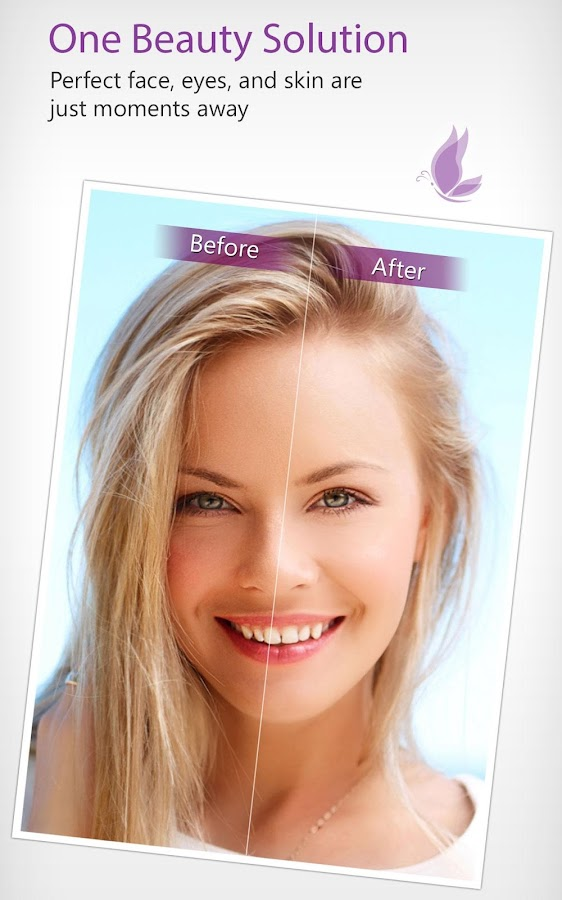 YouCam Perfect - Photo Editor & Selfie Camera App – zrzut ekranu