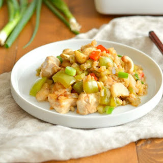 Cashew Chicken Bake