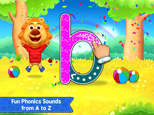 ABC Kids - Tracing & Phonics  screenshots 9