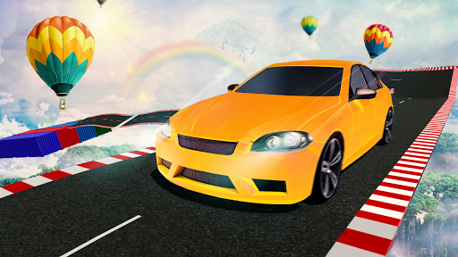 Impossible Track Car Driving Games: Ramp Car Stunt apkmr screenshots 3