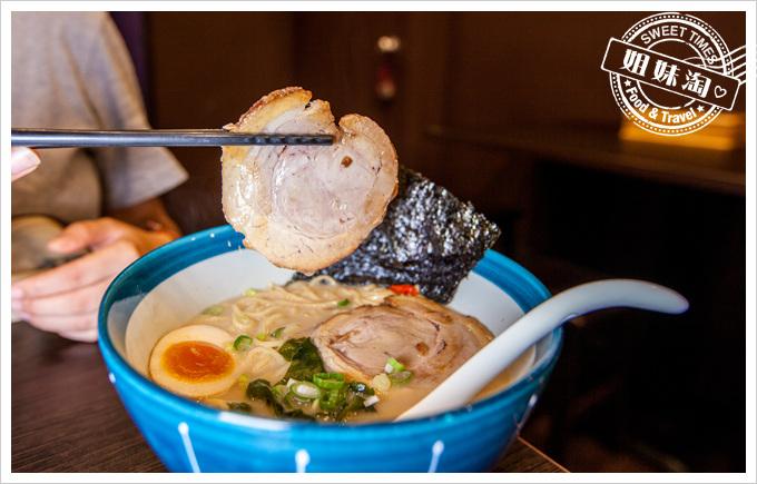 九湯屋東京豚骨拉麵