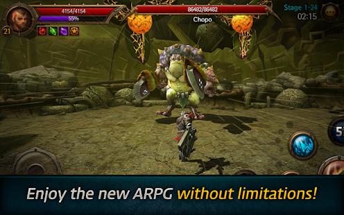 PRETA- screenshot