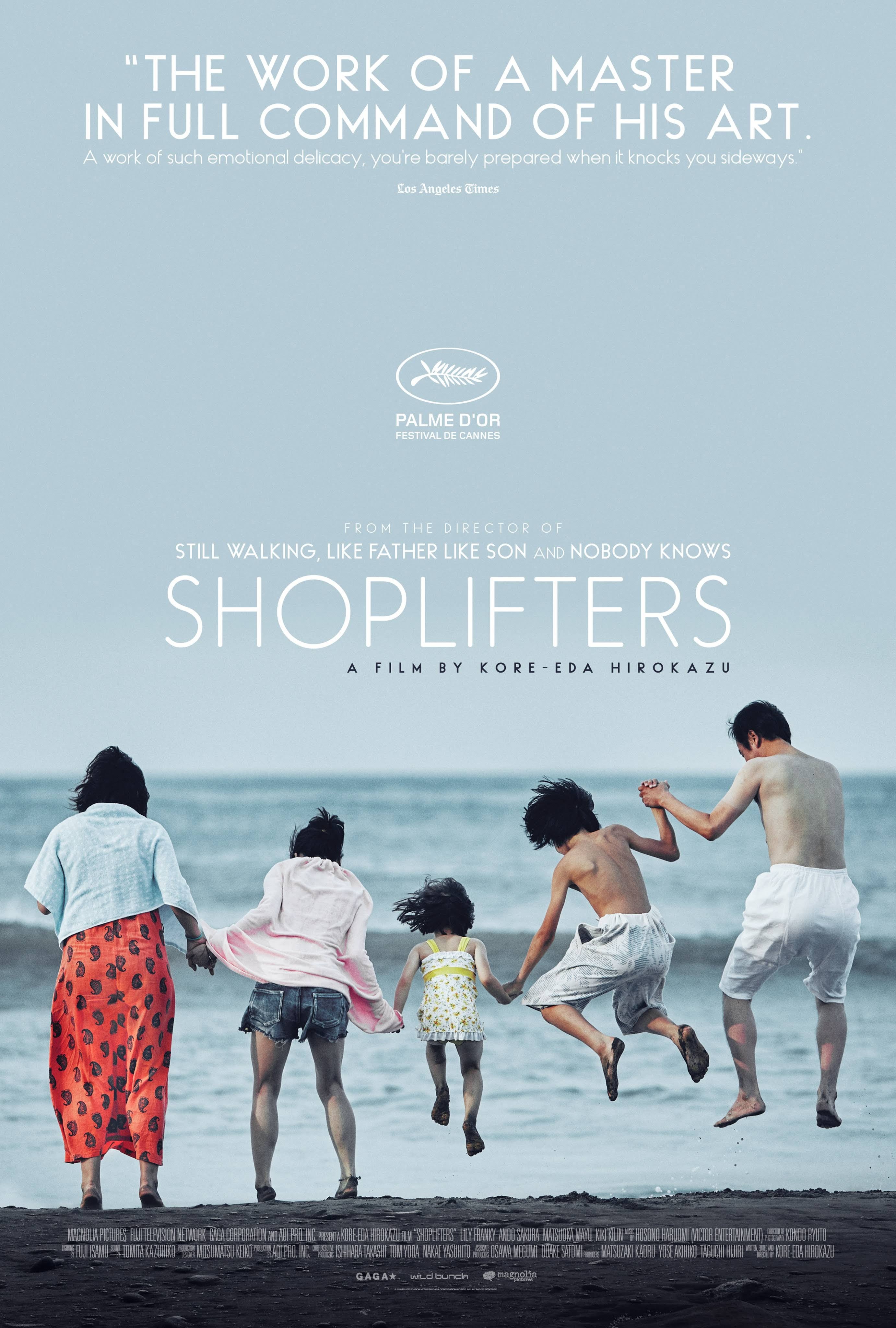 Shoplifters official site