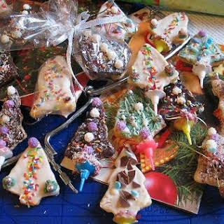Spekulatius Spiced German Christmas Cookies.