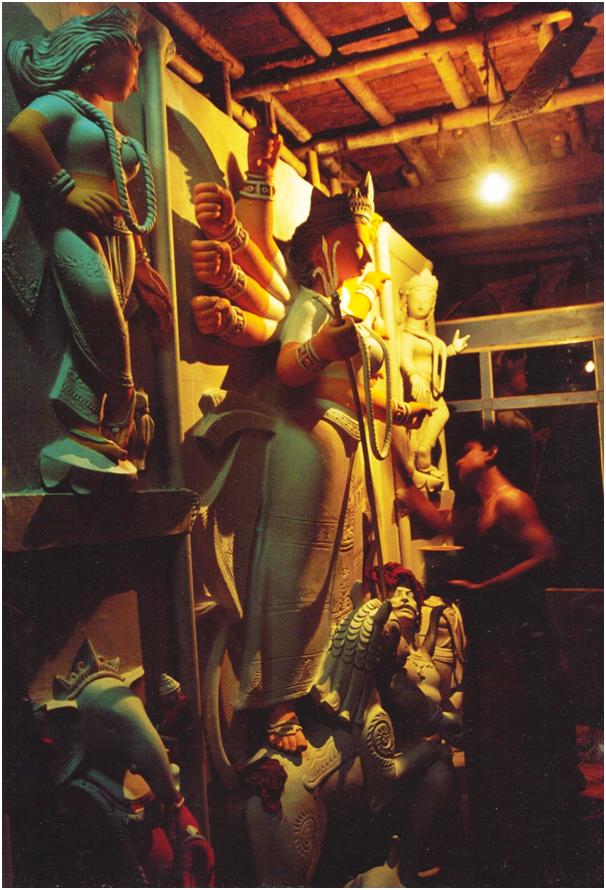 The Idol Makers Of Kumartuli
