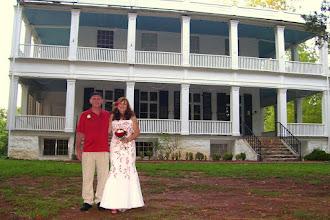 Photo: Woodburn Historic House - Pendleton,SC - 8/08 - ~http://WeddingWoman.net ~