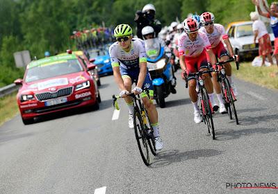 """Cofidis-renner Stéphane Rossetto snoeihard voor Belg na 11e rit: """"Het hangt mijn keel uit"""""""