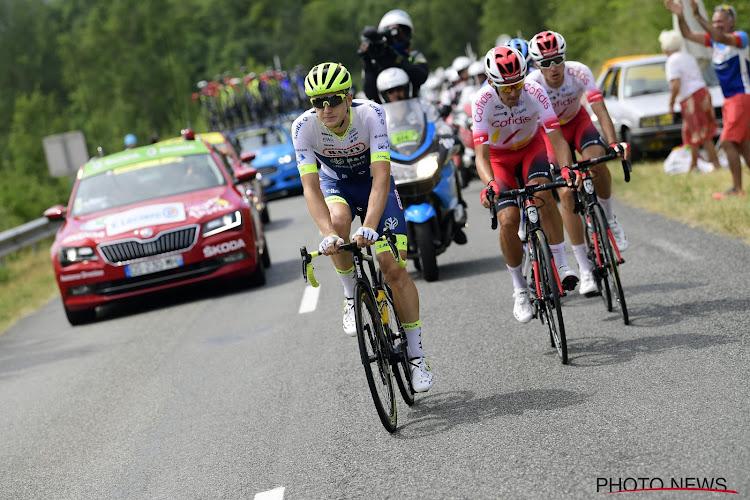 Cofidis prolonge son attaquant du dernier Tour de France