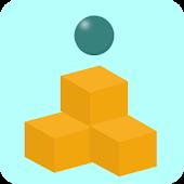 Ball Fall: Jump Backwards Game