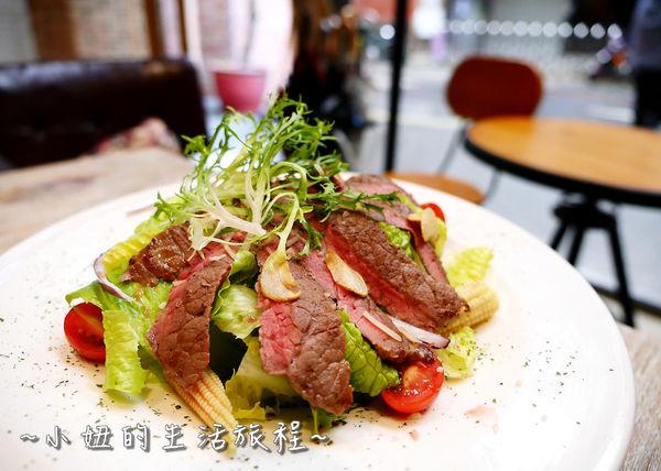 林森北路不限時咖啡廳推薦 T-Park Café&eatery 美食 展場 藝術 旅館