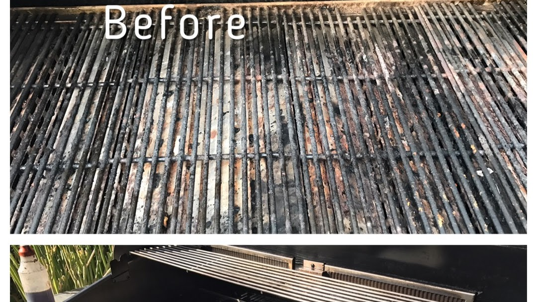 BBQ Cleaning and Repair - Cleaning Service