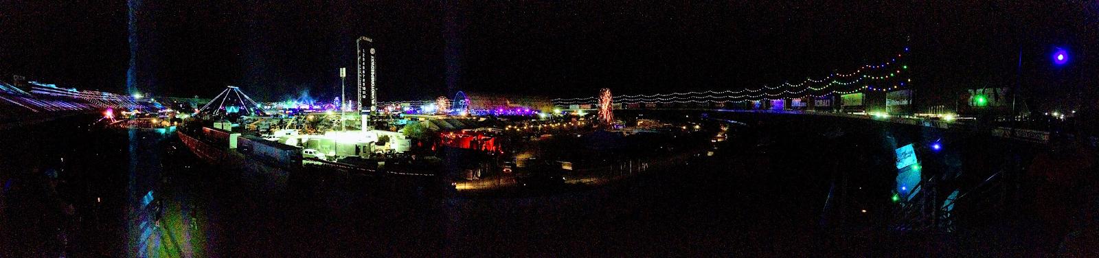 EDC Las Vegas Electric Sky PLUR music festival